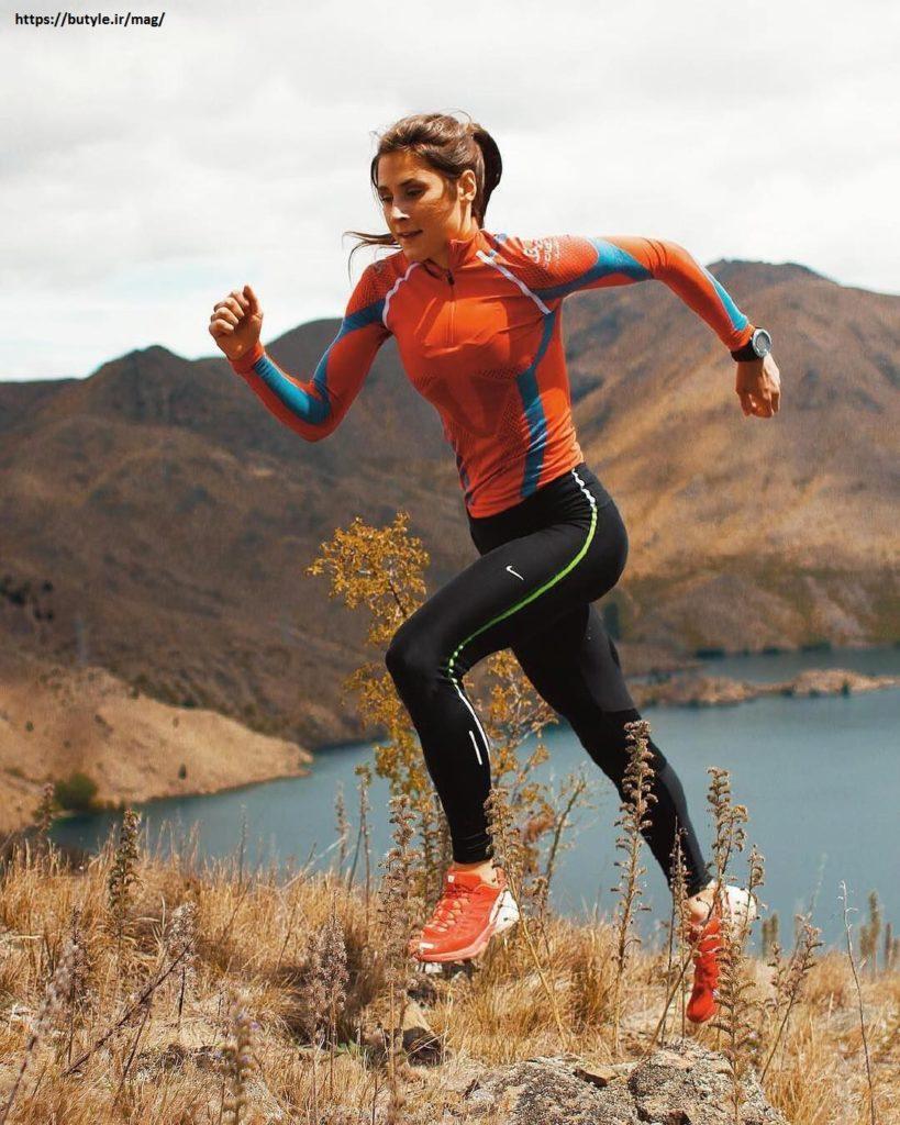 پوستی زیبا با ورزش